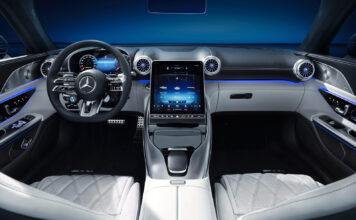 سيارة مرسيدس- AMG SL الجديدة